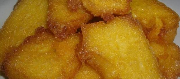 Sgagliozze baresi (polenta fritta) - Ricette - Le ricette di Fax ... - faxonline.it