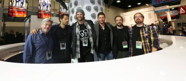 Supernatural tem 13º temporada confirmada - blogspot.com