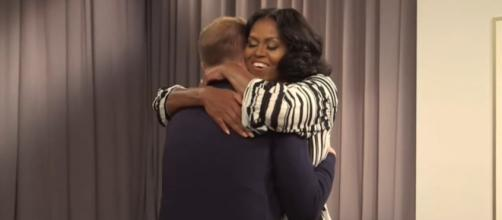 Michelle Obama bids farewell on 'The Tonight Show' - NY Daily News - nydailynews.com