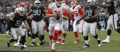 New England Patriots Film Room: Chiefs QB Alex Smith Is a Dual ... - patspulpit.com
