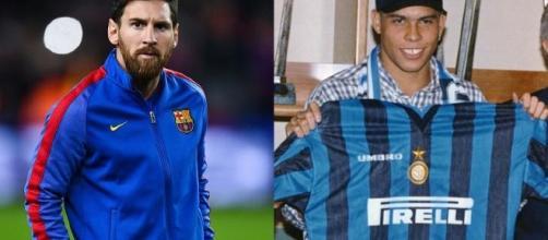 Suning vuole regalare all'Inter Lionel Messi.