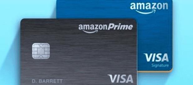 Amazon lance deux cartes Visa (via la banque Chase) aux États-Unis