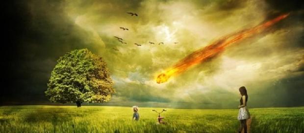 Asteroid Megastrike [Image: Pixabay.com]