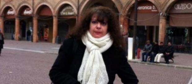 Tiziana Pavani, la vittima dell'omicidio.