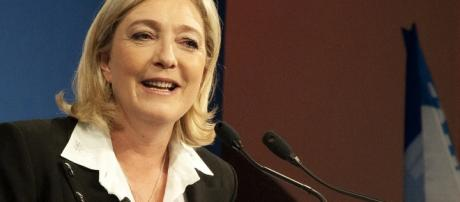 Marine Le Pen - vote et opinion - CC BY