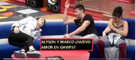 Surge una nueva atracción en la casa ¿qué dirá Aylen, novia de Marco?
