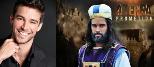 Bernardo Velasco será o príncipe Enrico em 'Belaventura'