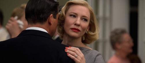 "Cate Blanchett nel film ""Carol"""