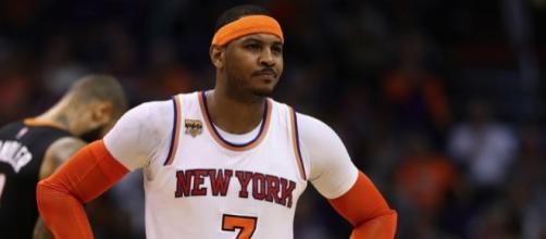 ¿Estaría Carmelo Anthony dispuesto a abandonar los Knicks para aspirar a un anillo?