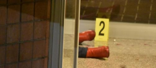 FOTO+ Omicidio a Bergamo: 48enne accoltellata all'ingresso del ... - treviglio.tv