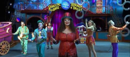 Ringling Bros. Circus Chooses First Female Ringmaster in Its 146 ... - go.com