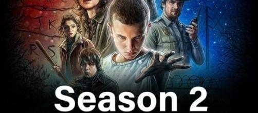 """Stranger Things"", Segunda Temporada"