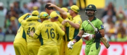 Wahab Riaz was Awesome but Pakistan Batting vs Australia Awful ... - ndtv.com