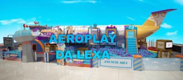 'Aeroplay da Lexa', aviões de mais de R$ 1 milhão para divertir as crianças
