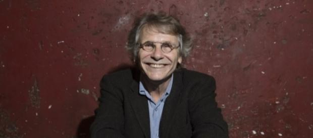 Lo scrittore francese Daniel Pennac
