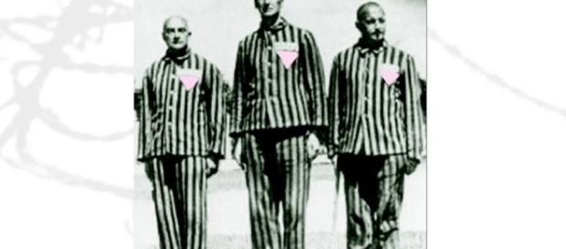 Omocausto, mostra-installazione degli studenti del Liceo Contini di Oristano.