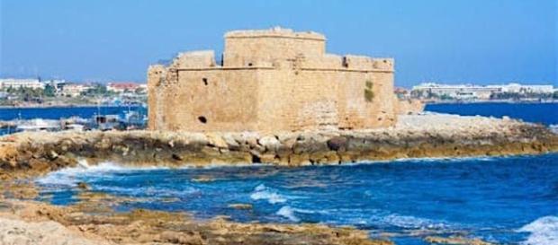 Paphos, Chipre, 'Capital Europeia da Cultura' de 2017