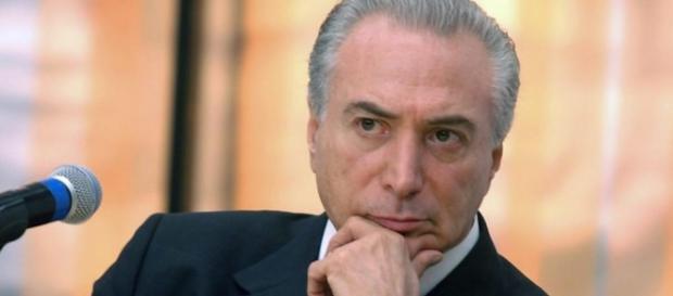 Presidente Michel Temer usou rede social para afirmar cooperação com governo do Rio Grande do Norte.