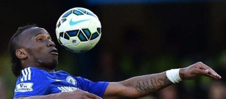 Didier Drogba, jogador da Costa do Marfim
