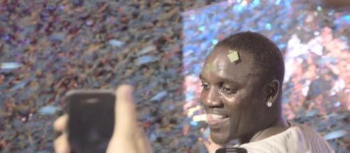 Akon à Mawazine : Un concert de dingue, beaucoup trop dingue ... - melty.fr
