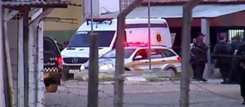 Após mais de 14 horas, Tropa de Choque controla rebelião no presídio de Alcaçuz
