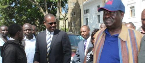 Be patient with IEBC, Raila tells Kenyans as voter registration ... - the-star.co.ke