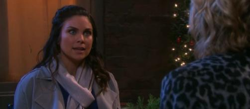 Chloe doesn't tell Nicole about Holly on 'Days Of Our Lives' - Image via Daytime99/Photo Screencap via NBC/YouTube.com