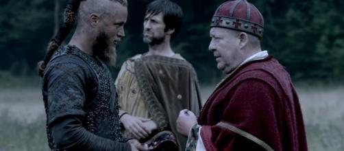 Game of Thrones season 7 cast: Philip O'Sullivan. Screencap: History via YouTube