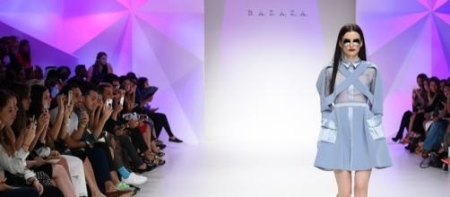 Limerick Model in Dubai fashion show Blastingnews.com support