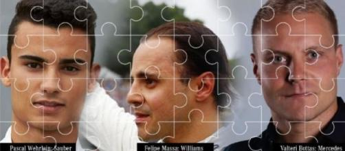 F1, Bottas ufficiale alla Mercedes, Massa torna alla Williams e Wehrlein in Sauber.