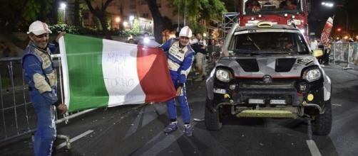 PanDakar, il pandino ha completato la Dakar 2017