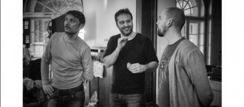 Paul Mignot (au centre) / Droits réservés