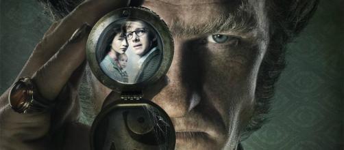 Poster de divulgação para a primeira temporada de Desventuras em Série