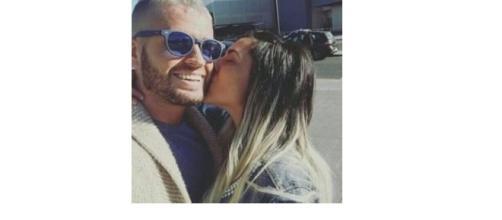 Rodrigo y Bea, de escapada en Roma.