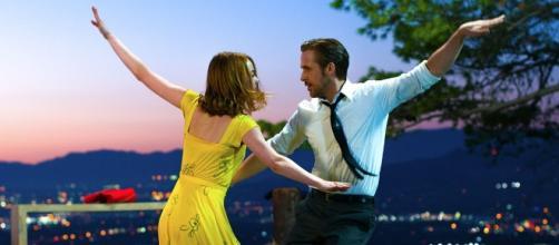 Ryan Gosling y Emma Stone repiten entre bailes y canciones.