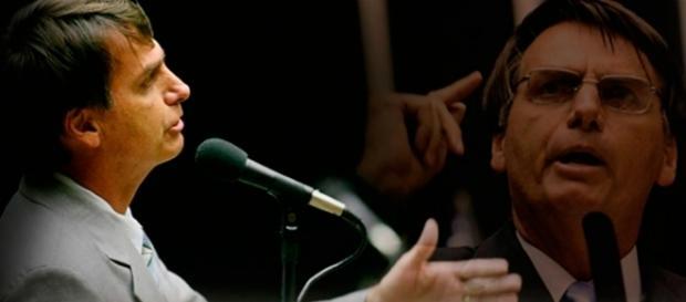 Bolsonaro: eu não falo o que o povo quer ouvir, eu sou o que o povo quer!