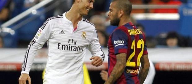 """Dani Alves: """"Cristiano no merece estar entre los tres finalistas ... - laprensa.hn"""