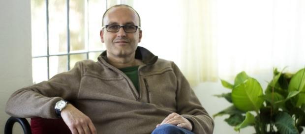 Juan Antonio Beltrán, D.U.E. en la Fundación Girasol