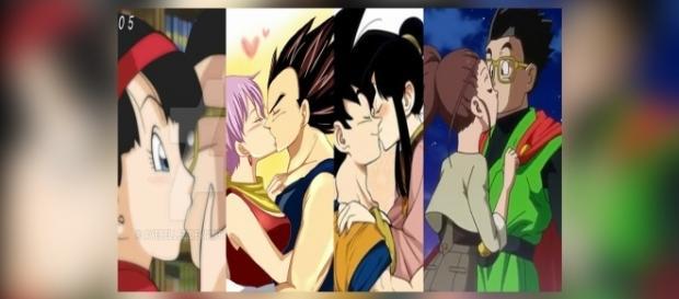 Los momentos de amor más llamativos de la serie