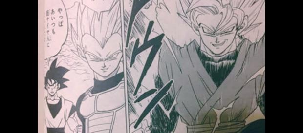Manga número 20 de la serie Dragon Ball Super