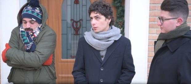 Neve al Sud vs neve al Nord, l'ultimo video di Casa Surace