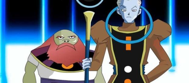 Nuevo dios destructor en Dragon Ball Super