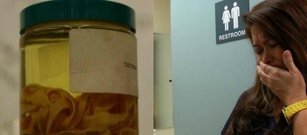 Remédio para emagrecer estava contaminado / Imagens: Reprodução