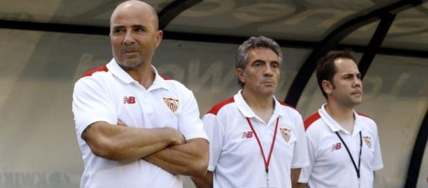 "SAMPAOLI: ""VALORO EL ORGULLO QUE MOSTRAMOS"" | Sevilla FC - sevillafc.es"