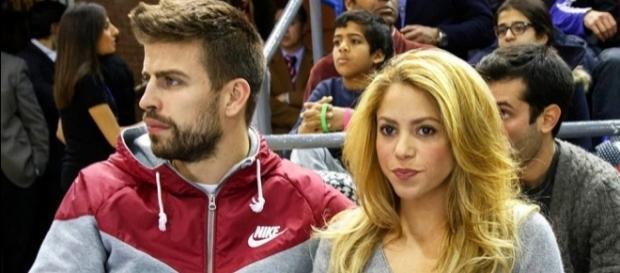 Shakira quer que Pique vá morar na Inglaterra