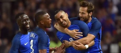 France 3-2 Cameroon: Dimitri Payet seals last-gasp victory with ... - dailymail.co.uk