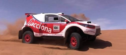 Acciona é um carro de origem espanhol com motor de 340 cv