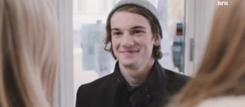 ator norueguês da serie skam Thomas Hayes
