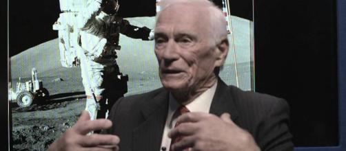 Eugene Cernan, astronauta en sus años de retiro