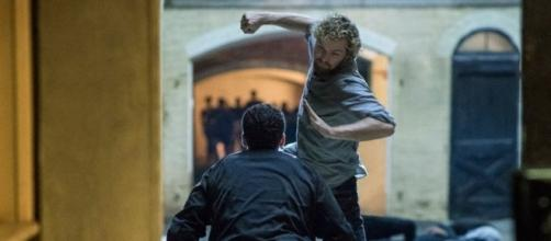 """Finn Jones, Loras Tyrell from """"Game of Thrones"""" stars in Netflix series """"Iron Fist"""". / Photo from 'Notey' - notey.com"""